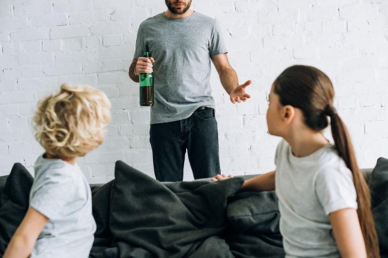 diszfunkcionális család alkoholizmus