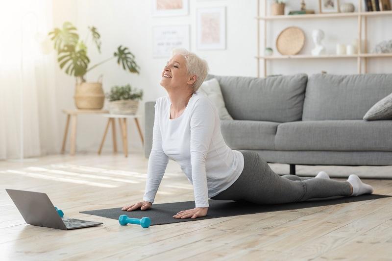 jóga testre gyakorolt hatásai