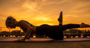 a pilates lényege egyensúly